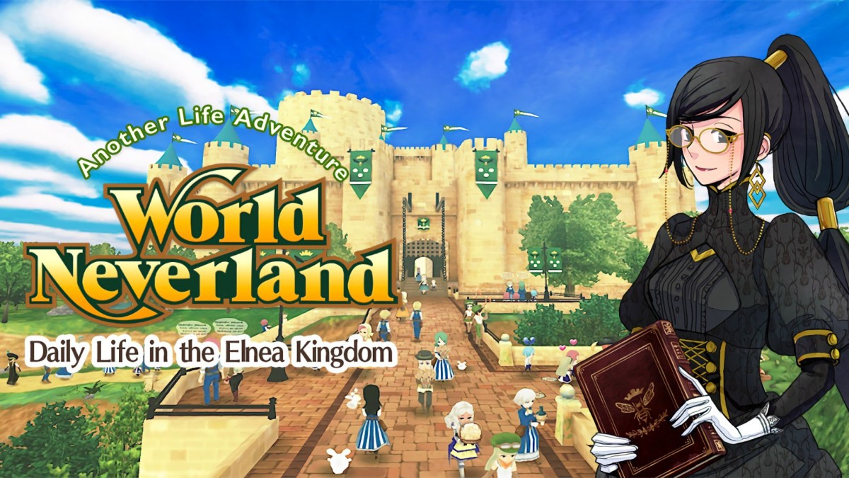 WorldNeverland, Elnea Kingdom - Nintendo Switch