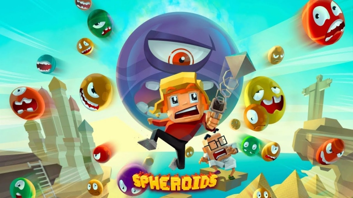 Review - Spheroids (Nintendo Switch)