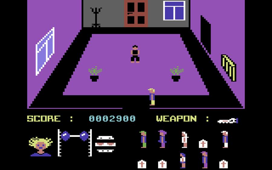 Friday 13th 8-bit 1985