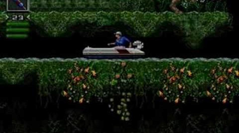 Jurassic Park 1993 Genesis
