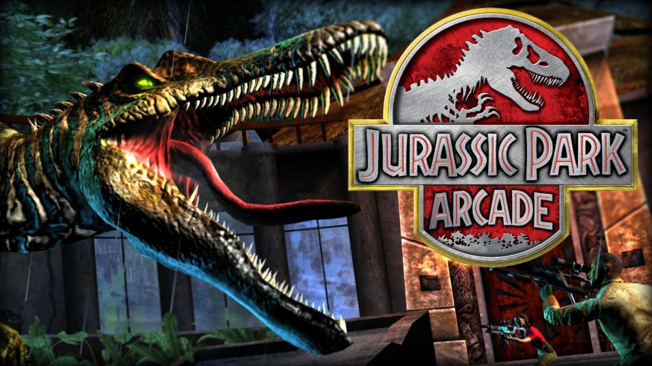 Jurassic Park Arcade 2015