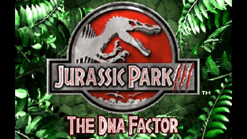 Jurassic Park DNA