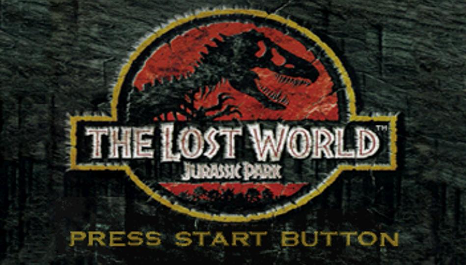 Jurassic Park Lost World Sega Saturn