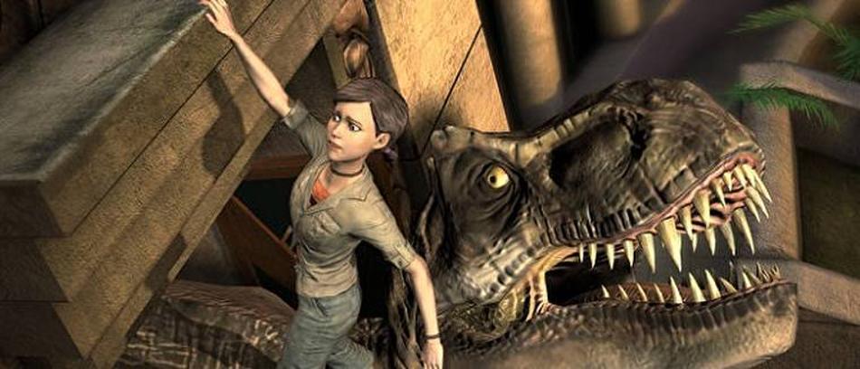 Jurassic Park Telltale Games