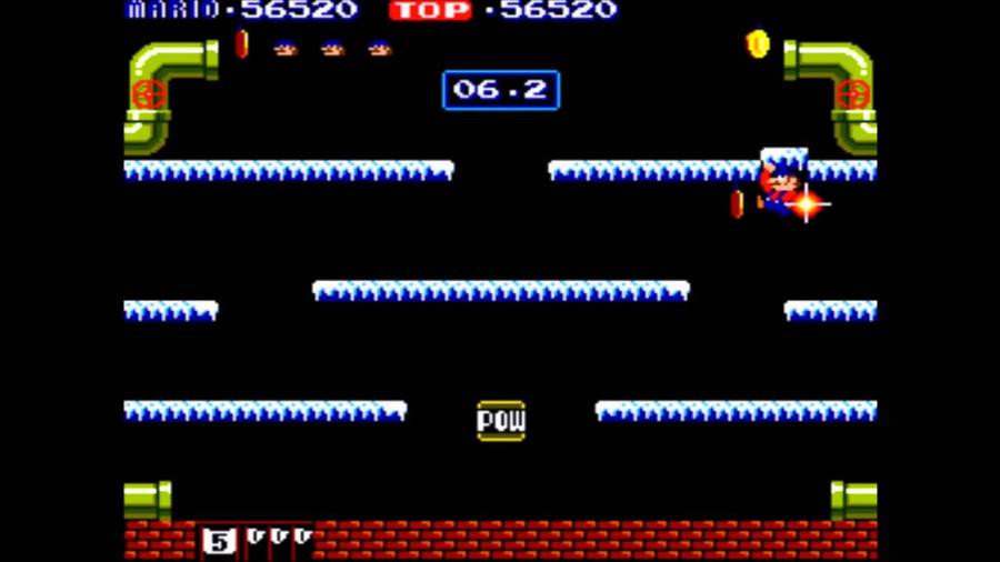 Mario Bros 1983 Arcade