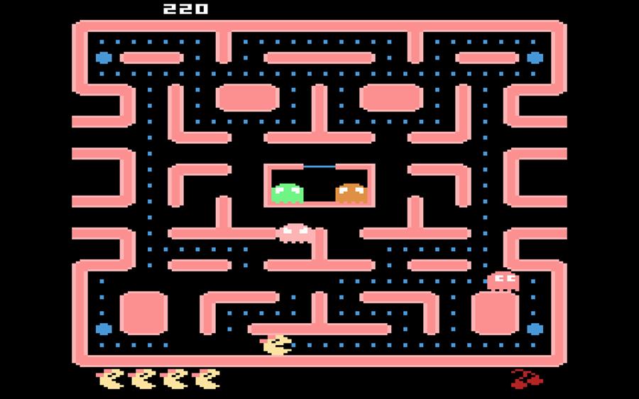 Ms Pacman 1982
