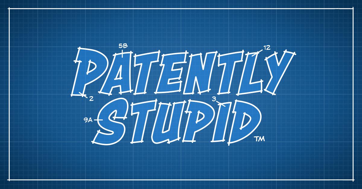 Patently Stupid Logo