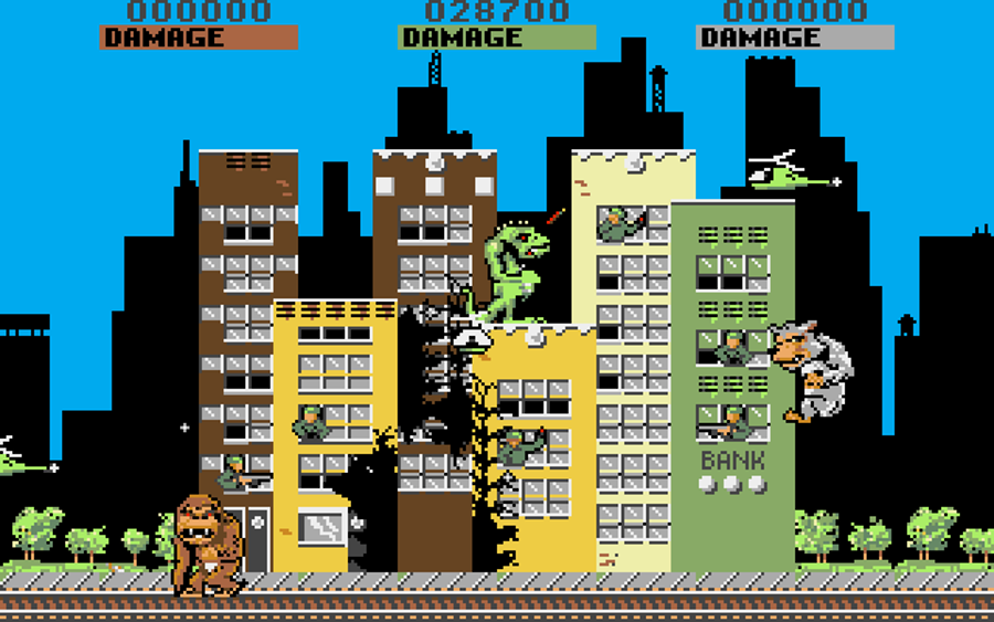 Rampage 1986