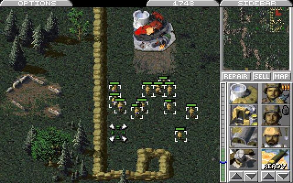 Command & Conquer 1995