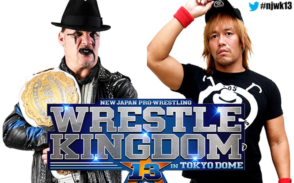 NJPW WK13 2019 Jericho