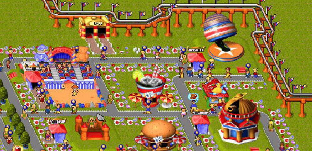 Theme Park 1994