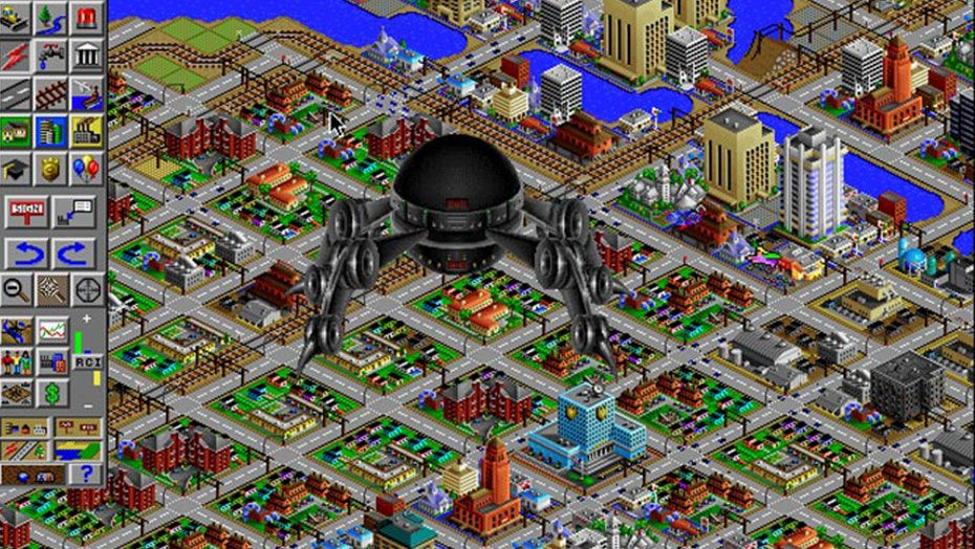 sim city 2000 (1994)