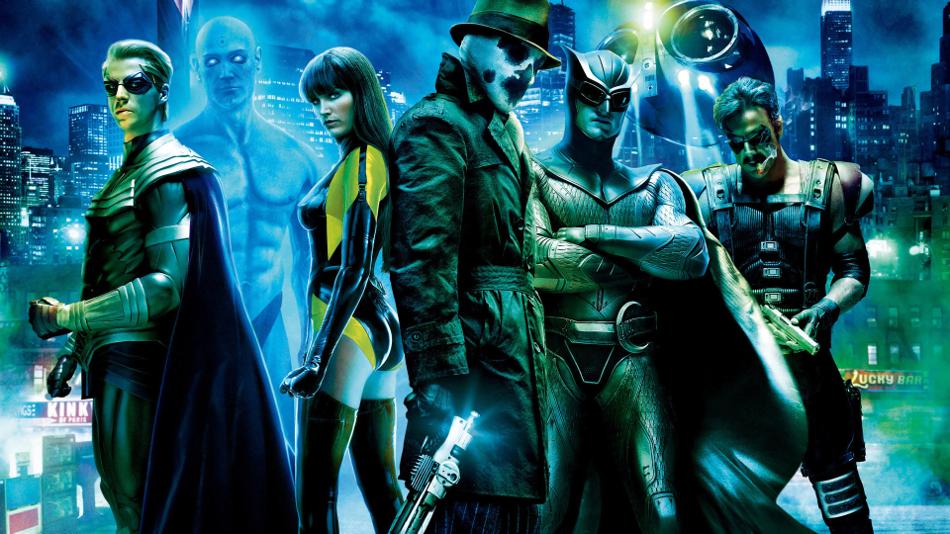 watchmen (movie lineup)