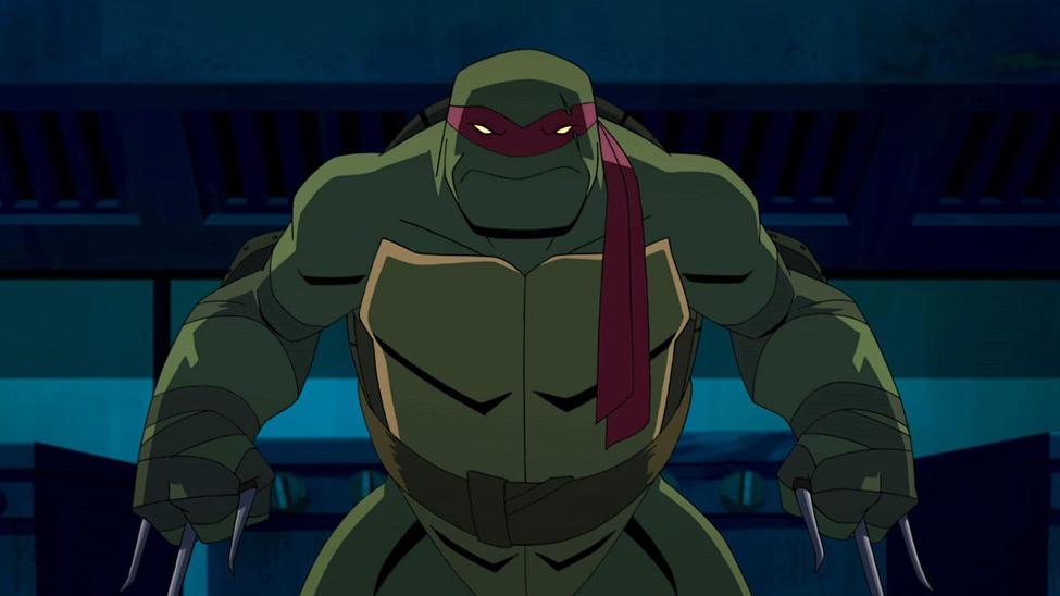 Batman Vs TMNT - Raphael