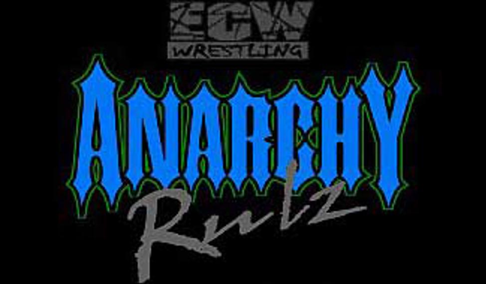 ECW ANARCHY RULZ 1999 (WWE)