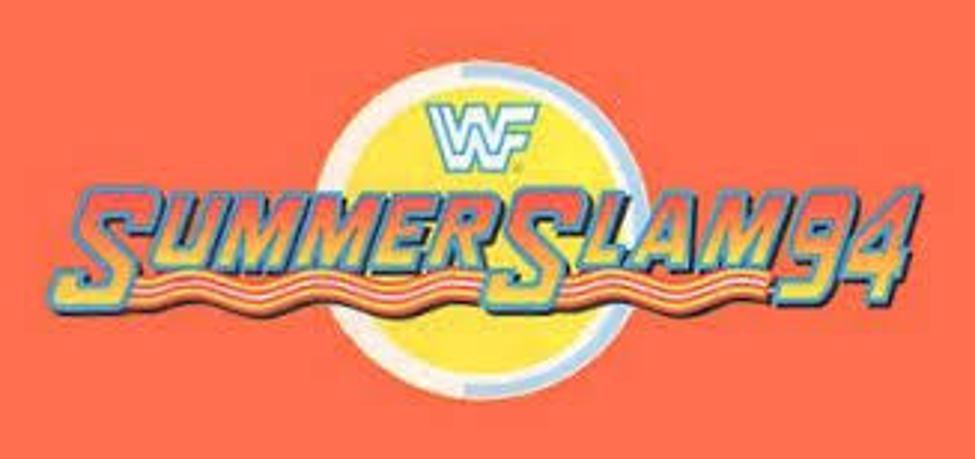 WWE Summerslam 1994 (WWF)