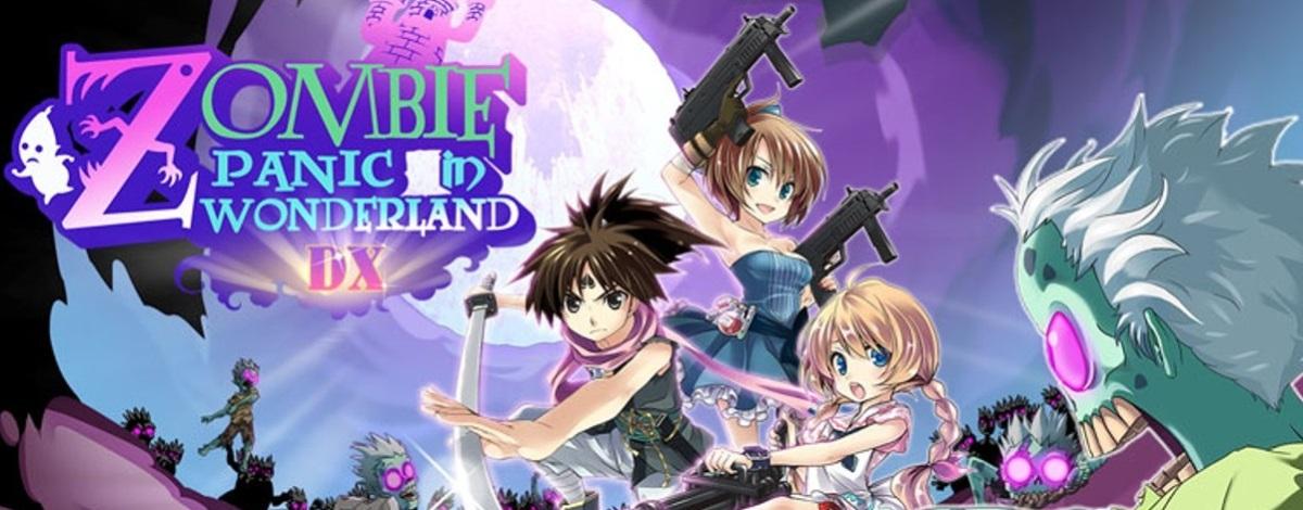 Zombie Panic in Wonderland DX - Nintendo Switch