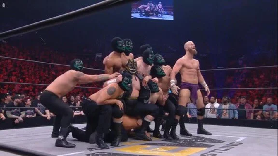 AEW Double or Nothing Super Smash Bros